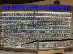 The Bobblehead Museum Marlins Park Miami, FL