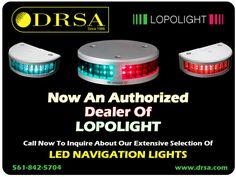 Marine led spreader lights, festoon led bulbs, marine led tape light, marine led dimmers Website: www.drsa.com