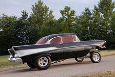 "57 Chevy ""GASSER"" !~"