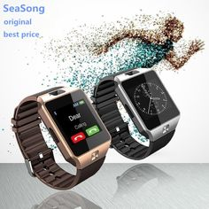 Smart Watch for Apple Android Phone Support SIM