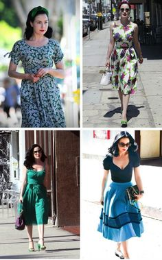 The Clothes Horse: Style Crush: Dita Von Teese