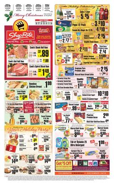 Vintage Advertisements, Vintage Ads, Grocery Ads, Sliced Ham, January 2, Weekly Ads, Pure Products, Canning, Food