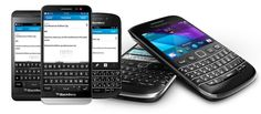 Searching for the original owner of lost #BlackBerry phones you found