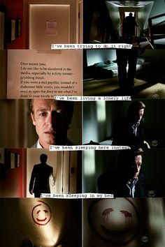 The Mentalist, Patrick Jane's loss his wife and  daughter :'(