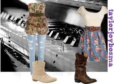 """""""country? maybe just a little!:)"""" by taylorbosma on Polyvore"""