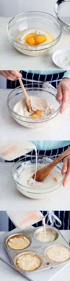 How to make Yorkshire puddings. A well-risen, golden and crisp Yorkshire pud is the holy grail of the Sunday roast. Follow our step-by-step technique for perfect yorkies every time.