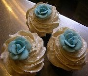 Pink Moon Cupcake Bakery - best cupcake bakery in all of Columbus!  I have tried them all.