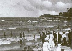 Australia Country, Australia Beach, Old Photos, Vintage Photos, Manly Sydney, Avalon Beach, Bronte Beach, Manly Beach, Historical Images
