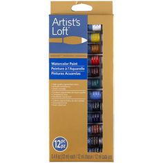 Artist s Loft™ Fundamentals™ Watercolor Paint be9e457126d5d