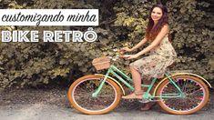 DIY: CUSTOMIZANDO MINHA BICICLETA RETRÔ (parte 2) | Paula Stephânia