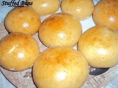 Faji's Hot Pot: Stuffed Buns