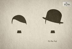 26 Campañas de publicidad minimalista que molan