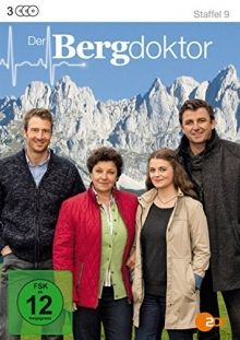 Cover Serie Der Bergdoktor (2008) Dvd Box, Dvd Film, Fulton, New Series, Thalia, Versuch, Cover, Movie Posters, Products