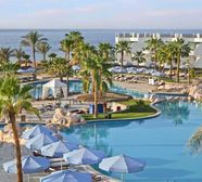 Hilton Sharm Waterfalls in Sharm el Sheikh, Red Sea, Egypt