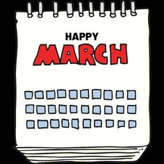 happy march 2021