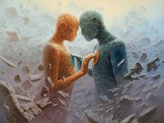 Soul Mates Are Actually Our Soul Mirrors – Here's Why: | Spirit Science
