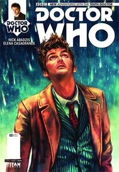 Doctor Who: 10th Doctor#2A