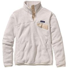 Patagonia Pullover Fleece. Check. (One of the warmest things I've ever owned. -nb)