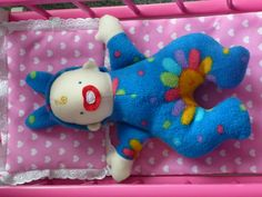 rag doll. baby. I used a Funky Friends pattern. http://www.funkyfriendsfactory.com/products/patterns/cloth-doll-patterns/bedtime-baby-doll-instant-download