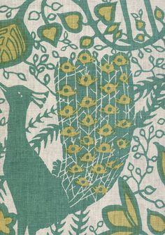 Fabric by Agnes Wimborne, Lewis & Wood
