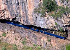 Kalavryta, Greece Go Greek, Train Engines, World View, Planet Earth, Mount Rushmore, Grand Canyon, Greece, Places To Go, Beautiful Pictures