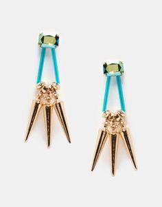 Souksy Decima Earrings