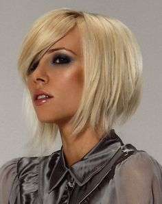 maybe a shoulder length version for while I grow it out?