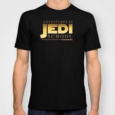 Adventures in Jedi School T-shirt | Cracked.com #starwars