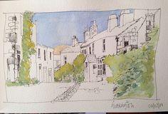 Grassington by John Harrison, artist, via Flickr