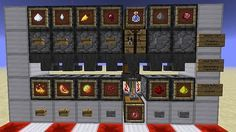 Redstone House: Automatic Potion Room Minecraft Project