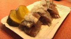 Raw Soused Herring / Maatjesharing