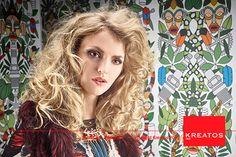 Kreatos kapsels voor vrouwen 2015 - Afropop - haar lang blond golvend