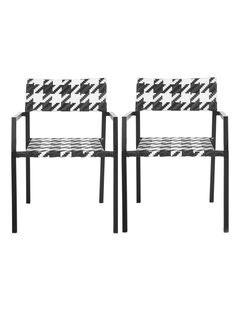 Halden Armchairs (Set of 2) from Destination Design: London Flat on Gilt