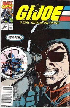 G.I. Joe: A Real American Hero (IDW, 1982) #106