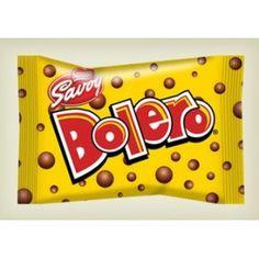 Bolero - Chocolate venezolano - el mejor del mundo!