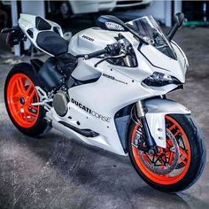 Cool looking Ducati 1199 Panigale