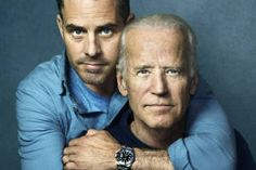 Hunter & Joe Biden
