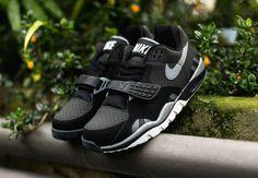 "Nike Air Trainer SC II Low ""Raiders"" - SneakerNews.com"