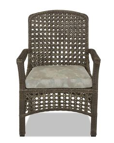 Klaussner Outdoor Outdoor/Patio Amure Dining Chair W1300 DRC - Klaussner Outdoor - Asheboro, NC
