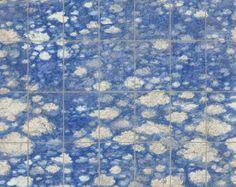 "amare-habeo: "" Nanne Meyer (German, born 1953) Sky is Earth (Himmel ist Erde), 2005 784 x 962 mm Hamburger Kunsthalle, Germany """