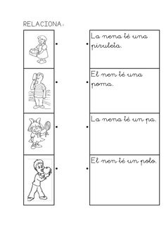 Caaco dos 1314_mt117_r1_comprensio_lectora_1_provisional Catalan Language, Maila, Sistema Solar, Lectures, Conte, Kids Education, Speech Therapy, Valencia, Trip Planning