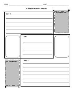 + images about Graphic Organizers on Pinterest | Graphic organizers ...