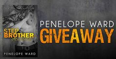 #Romance #Erotica #Giveaway – Win Any #PenelopeWard Novel! #kindle #amreading