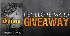 #Romance #Erotica #Giveaway – Win Any #PenelopeWard Novel! #kindle #amreading