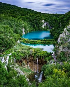 Europe has so much more to offer than you might expect. Plitvice Lakes in Croatia by Alex Gaflig  Discover the most hidden places on our travel map! www.mapiac.com