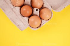 "$5.99 Organic eggs in a cardboard Organic eggs in a cardboard Stock Image Usage Information Photo ""Organic eggs in a cardboard"" for personal and commercial purposes according to the conditions of the purchased Royalty-free license. The image is available for download in high resolution quality 9504×6336. 61.0 MP License also includes multiple end products, plus unlimited copies and merchandise use.  Stock Photo Resolution:  9504 x 6336 Pixel 80.46cm x 53.64cm (300 DPI) 31.68″ x 21.12″ (300  Organic Eggs, Graphic Design Templates, Royalty Free Photos, Commercial, Creative, Products, Gadget"