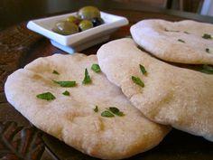 pita bread - Budget Bytes