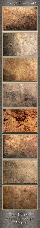 Grunge Concrete - Concrete Textures