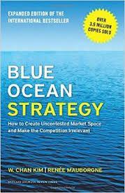 Afbeeldingsresultaat voor michael porter blue ocean strategy