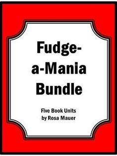 Fudge a Mania  Judy Blume                 Amazon com  Books  Double Fudge  Judy Blume Book report in like grade